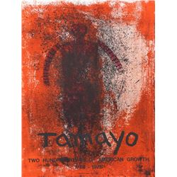 Rufino Tamayo, 200 Years of American Growth 1776-1976, Lithograph Poster