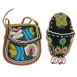 Iroquois Beaded Items