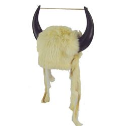 Yakima Buffalo Head Dress