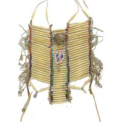 Southern Plains Bone Breastplate