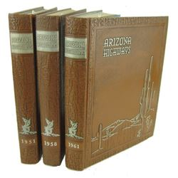 Arizona Highways Magazines