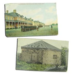 Fort Snelling Postcards