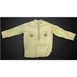 Blackfeet/Blood Buckskin Shirt