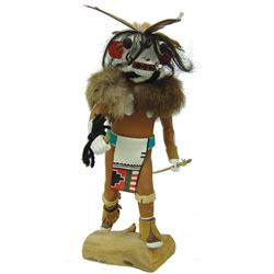 Hopi Kachina Carving - Hugh Polatewa