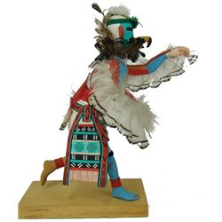 Hopi Kachina Carving - Stacy Talahytewa