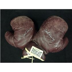 VINTAGE JACK DEMPSEY EVERLAST BOXING GLOVES