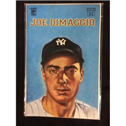 Joe Dimaggio (Celebrity Comics) #1 1992