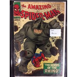 AMAZING SPIDER-MAN #41 (MARVEL COMICS)