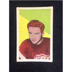 "1952-53 Parkhurst #67 LEONARD ""RED"" KELLY"