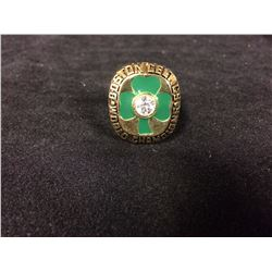 BOSTON CELTICS REPLICA NBA CHAMPIONSHIP RING (LARRY BIRD 1984)