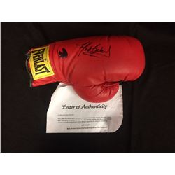 MARK BRELAND AUTOGRAPHED EVERLAST BOXING GLOVE (PSA HOLOGRAM)