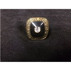BOSTON BRUINS REPLICA STANLEY CUP RING (BOBBY ORR 1970)