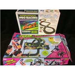 INTERNATIONAL PRO RACING & X-TREME RACING SETS (IN BOX)