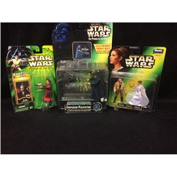 STAR WARS ACTION FIGURE LOT (IN BOX)