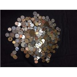 WORLD COIN LOT