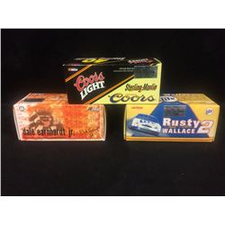 STOCK CAR MODEL KIT LOT (IN BOX)