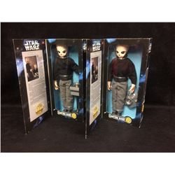 STAR WARS CANTINA BAND ACTION FIGURES (IN BOX)