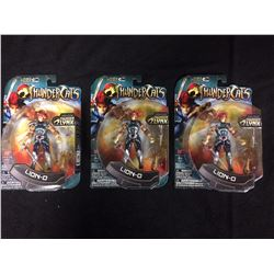 THUNDERCATS ACTION FIGURES LOT (IN BOX)