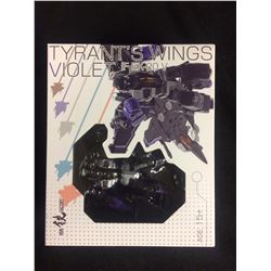 Robot IronFactory Tyrant of Wings IF-EX20V Violet Skywarp (IN BOX)