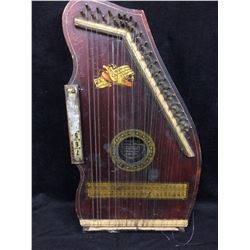 ANTIQUE STRINGED INSTRUMENT