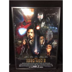 IRON MAN 2 FRAMED MOVIE POSTER (FULL SIZED)