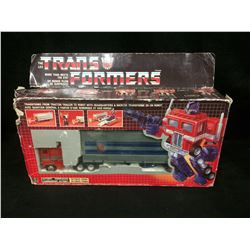 TRANSFORMERS AUTOBOT COMMANDER (IN BOX)