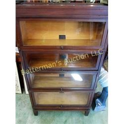 Globe Wernicke Barrister 4 Section Bookcase