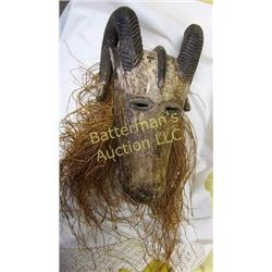 African Horse Head Mask