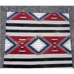 Navajo Rug  Chief by Doreen Bennie