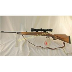 Savage 110 w/ scope and sling