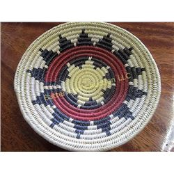 Navajo Wedding Basket by Edith King
