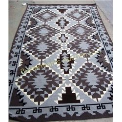 Crystal Diamond rug