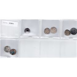 SRIKSHETRA:LOT of 7 silver quarter units