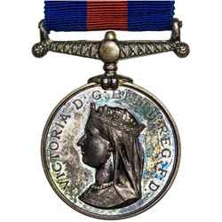GREAT BRITAIN: Victoria, 1837-1901, AR medal