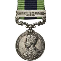 GREAT BRITAIN: George V, 1910-1936, AR medal. EF