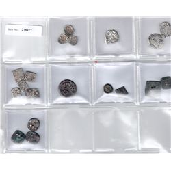 ANCIENT INDIA:LOT of 11 silver