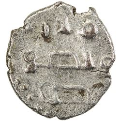 FATIMID: al-Mu'izz, 953-975, AR 1/5 dirham (damma) (0.33g), NM, ND. VF