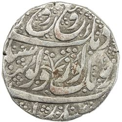 SIKH EMPIRE: AR rupee (10.75g), Kashmir, VS1876. VF
