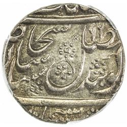 SIKH EMPIRE: AR rupee, Lahore, VS[18]96. PCGS MS63