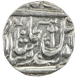 SIKH EMPIRE: AR rupee (11.03g), Multan, VS1884. EF