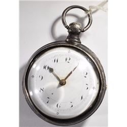 Antique Key Wind Ripon #506 Pocket Watch