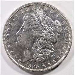 1895-O MORGAN DOLLAR  AU