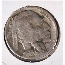 1916-D BUFFALO NICKEL FINE