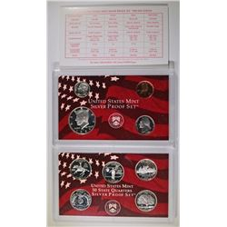 1999 Silver Proof Set