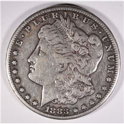 1883-CC MORGAN DOLLAR FINE