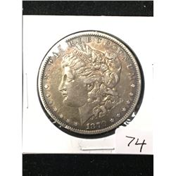 1879 USA MORGAN DOLLAR!