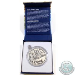 2015 Canada $200 Coastal Waters 2oz $200 for $200 Fine Silver Coin (TAX Exempt)