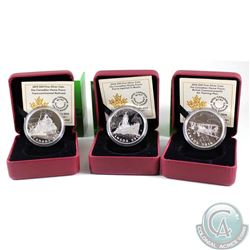 2015-2016 Canada $20 The Canadian Home Front Fine Silver Coin Collection (TAX Exempt). You will rece