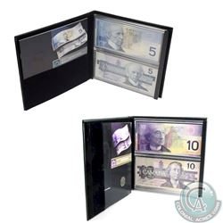 Lasting Impression $5 & $10 Sets issued by the Bank of Canada. 2pcs