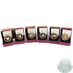 2014 Canada $20 Seven Sacred Teachings Fine Silver Coin Collection. You will receive Humility, Love,